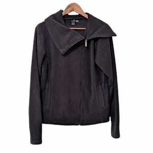 Bench fleece funnel neck full zip jacket size XL